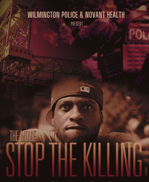 Stop the Killing movie poster